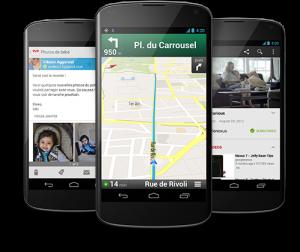 Nexus 4 google LG